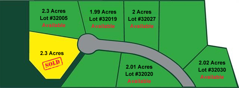 Bearspaw Estates Lots